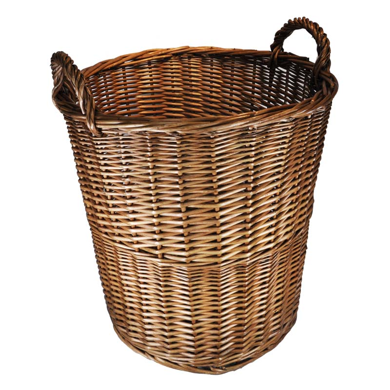 Willow Floor Display Basket - Extra Large The Lucky Clover Trading Co